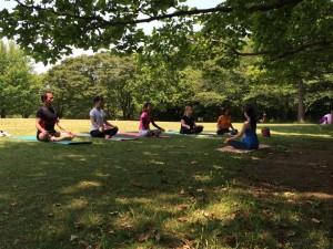 park瞑想in北の丸公園 @ 北の丸公園 第2駐車場付近 | 千代田区 | 東京都 | 日本