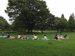 篠崎公園パークヨガ @ 江戸川区篠崎公園 | 江戸川区 | 東京都 | 日本
