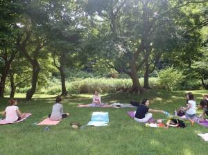 池子の森でパークヨガ @ 池子の森自然公園 | 逗子市 | 神奈川県 | 日本