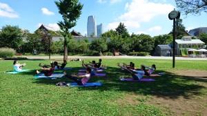 Free Yoga class 8/27 @ 港区芝公園 | 港区 | 東京都 | 日本