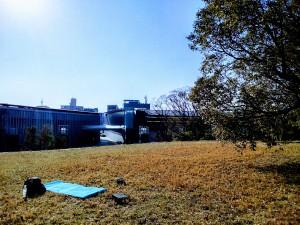 青空ブルー・ヨガ(和歌山市) @ 吹上の丘(和歌山県立近代美術館近く) | 和歌山市 | 和歌山県 | 日本