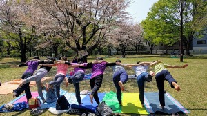 亀戸中央公園パークヨガ @ 江東区亀戸中央公園 | 江東区 | 東京都 | 日本