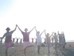 湘南Chigasakiビーチでヨガとビーチクリーン @ 茅ヶ崎海岸ヘッドランドビーチ | 茅ヶ崎市 | 神奈川県 | 日本