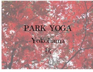 Park Yoga with 美しい紅葉*秋のパークヨガ開催at保土ヶ谷公園(横浜) @ 県立保土ヶ谷公園 | 横浜市 | 神奈川県 | 日本