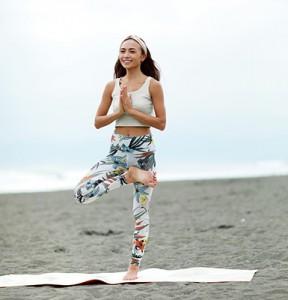 [07R1] えがおと呼吸はリンクする〜akanes yoga〜 @ 梅田阪急本店13階屋上 | 大阪市 | 大阪府 | 日本