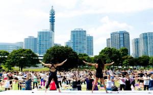 [17Y3] Yoga Dance Party @ パシフィコ横浜臨港パーク | 横浜市 | 神奈川県 | 日本