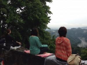 高尾山瞑想ヨガ&ビアマウントツアー♪ @ 高尾山